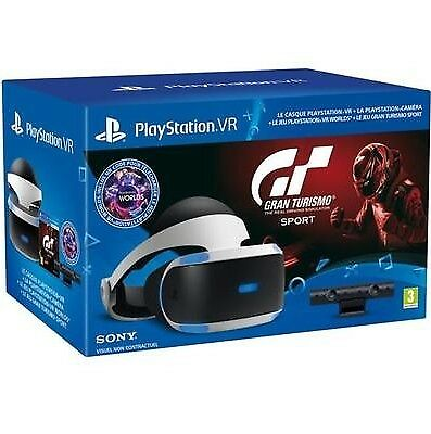 playstation vr casque