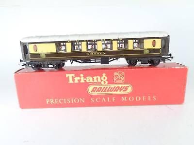 "TRIANG R228 9"" Chocolate and Cream Pullman Parlour Car MARY - EXCL BOXED"