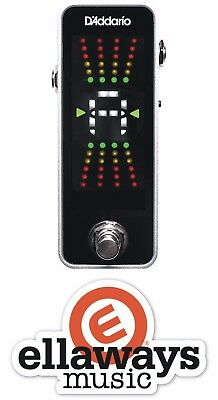 D'addario Planet Waves CT20 Chromatic Pedal Tuner BRAND NEW