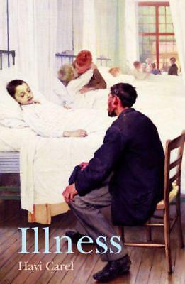 Illness: The Cry of the Flesh by Carel, Havi | Paperback Book | 9781844657537 |