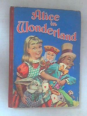 Alice in Wonderland, Retold by Joan Collins | Hardcover Book | Acceptable |