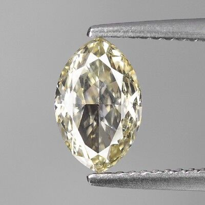 1.03 Cts UNTREATED GRAYISH YELLOW COLOR NATURAL LOOSE DIAMONDS-SI1