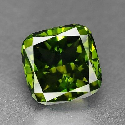 1.09 Cts FANCY TOP QUALITY GREEN COLOR NATURAL LOOSE DIAMONDS- VS1
