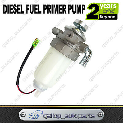 TFR55 TFS55 Holden Rodeo Diesel Fuel Pump OEM Fit 8mm 4JB1-T 2.8L 4cyl 1990-2002