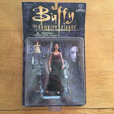 SIGNED Buffy The Vampire Slayer Drusilla BNIB Moore Action Collectibles
