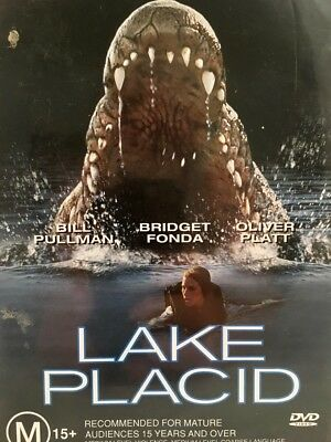 Lake Placid - (Region 4 Disc) near mint  DVD 2003