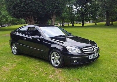 2008 08 Reg Mercedes CLC200 CDI 6 Speed Manual not damaged 56K HPI Clear