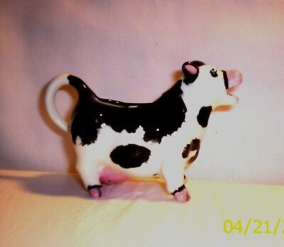 Cow G60 6.258 Ceramic Cow Creamer