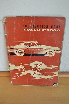 Volvo P1800 Classic Car Reference Books