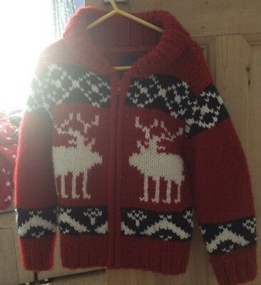 Next Christmas Jumper Ages 3/4 Years