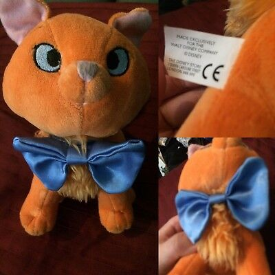 Disney Store Toulouse Rare Plush