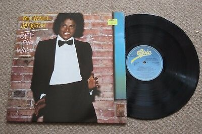 Michael Jackson - Off The Wall - Gatefold - Epic Records - Ex