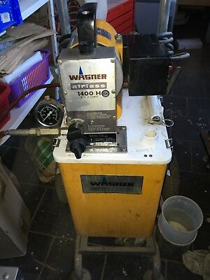 WAGNER  Airless 1400 H Ex