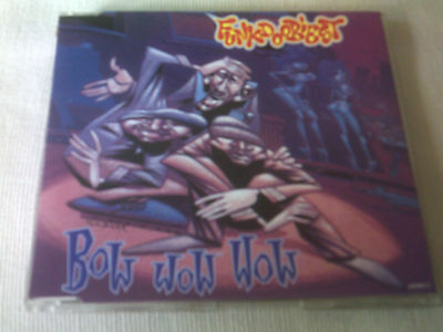 Funkdoobiest - Bow Wow Wow - Uk Cd Single