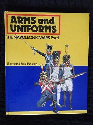 Arms and Uniforms: Napoleonic Wars, part 1, F. Funcken, L. Funcken 25mm, 15mm