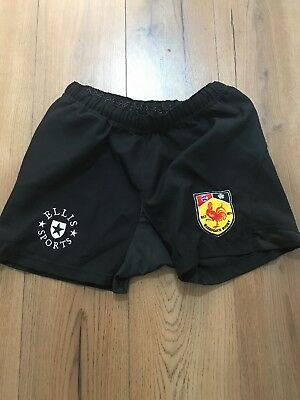 Men's Player Issue Rugby shorts Size medium