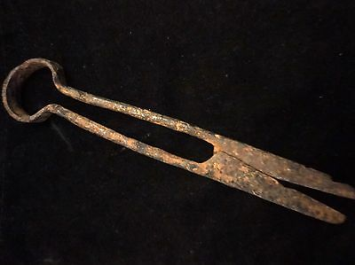Ancient Viking Scissors Artifact