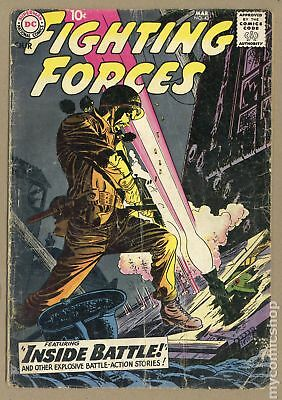 Our Fighting Forces (1954) #43 GD- 1.8