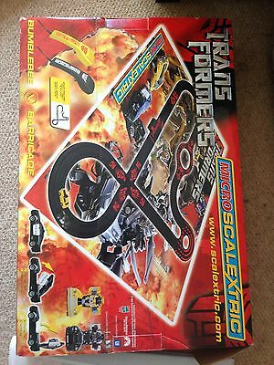 MICROSCALEXTRIC 'Transformers' set  G1031