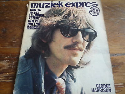 Muziek Expres 1967: Beatles/Rolling Stones/Keith West/Small Faces/Q65/BeeGees