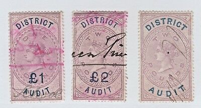 UK GB revenue fiscal cinderella stamp 1023-22