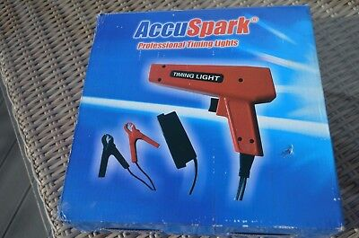 Garage Mechanic Accuspark Timing Light Professional Excellent