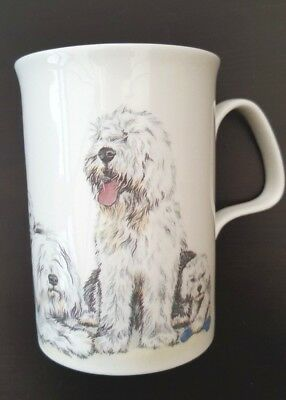 Roy Kirkham Cat Lovers Mug   Dogs Exclusive Design 1989