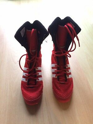 Adidas Adipower Boxing Boots - Size 5.5