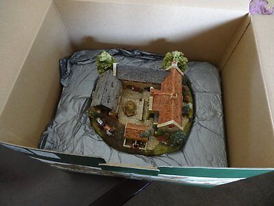 Home Farm Beamish Lilliput lane Limited Edition No.109 from 595 Boxed
