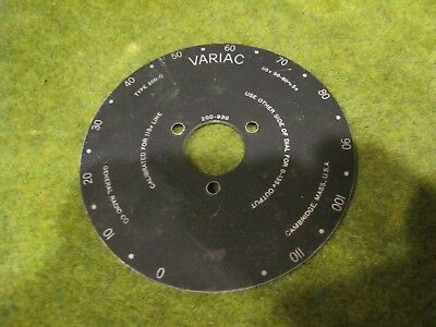 VARIAC  200-C GENERAL RADIO  ~part~