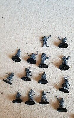 The Hobbit - Lord of the Rings Job Lot Warhammer Miniatures Games Workshop