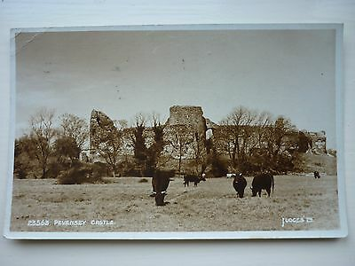 Picture Postcard, Pevensey Castle, by Judges, Used.