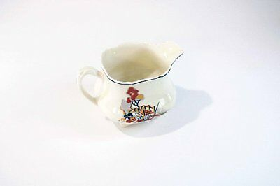 Vintage Wedgewood and Co. Footed Creamer