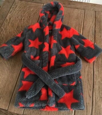 Mini Boden Dressing Gown Age 2-3 Years!