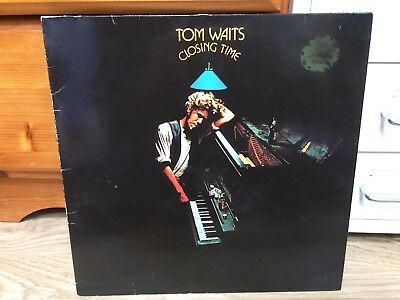 Tom Waits - Closing Time LP VG/EX