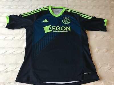 Ajax Football Shirt Medium