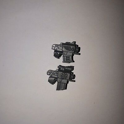 warhammer 40k space marine storm bolters