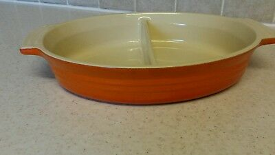 Le Creuset Divided Dish