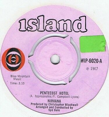 Nirvana-Pentecost Hotel/feelin Shattered-Uk Island