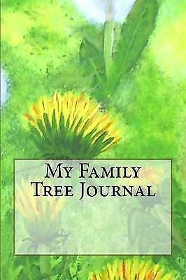 My Family Tree Journal by Wild Pages Press -Paperback