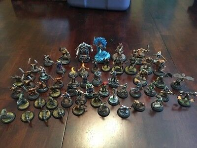 Malifaux Guild Army Very Well Painted Huge Collection