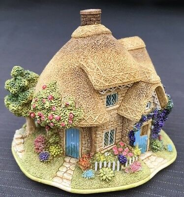 Lilliput Lane House - Hazy Rose Cottage - Pastille Burner Collection