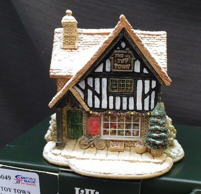 Lilliput Lane House - Toy Town