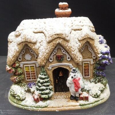 Lilliput Lane House - Snow Flake