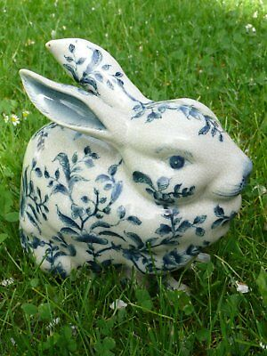 Lapin Faience Ancien Signe