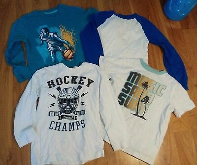 Youth Boys Play Condition Shirt Lot Size Small (6-7) Gymboree, Crazy 8 & Circo
