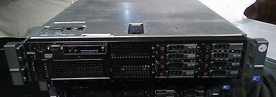 Serveur Dell PowerEdge R710 - 2 x Xeon E5645 - 24GB - SAS - 8SFF