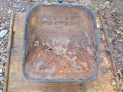 Leyland Tractor complete seat