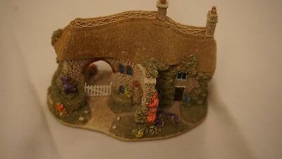 Lilliput Lane Cottage. Ashley Combe Lodge.
