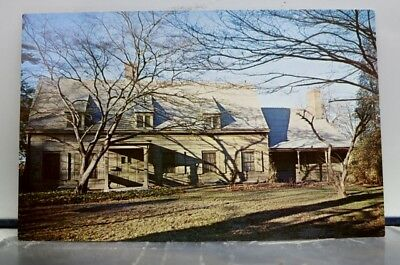 New York NY Long Island Bowne House Flushing Postcard Old Vintage Card View Post